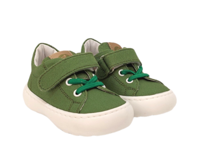 Walkey - Sneakers - Canvas - Militare