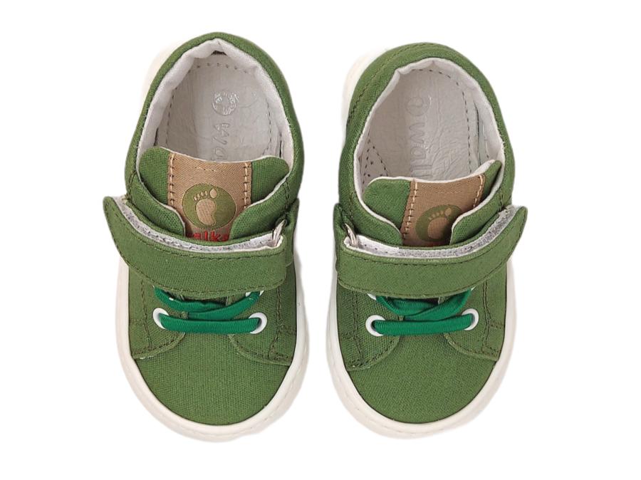 Walkey - Sneakers - Canvas - Militare