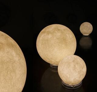 Lampada Ricaricabile da Terra T-MOON MICRO Collezione Battery di In-es.artdesign - Offerta di Mondo Luce 24