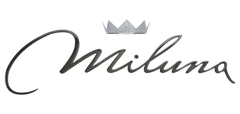 CLD4005 Girocollo con Diamante centrale Miluna -