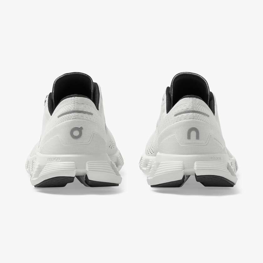 ON Running - Cloud X W- White Black