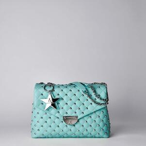 Pash Bag by L'Atelier du Sac - Linea Rebel - Mod. Holi col. Tiffany