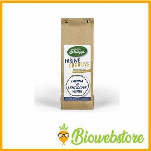 Farina di Lenticchie Verdi - 350gr