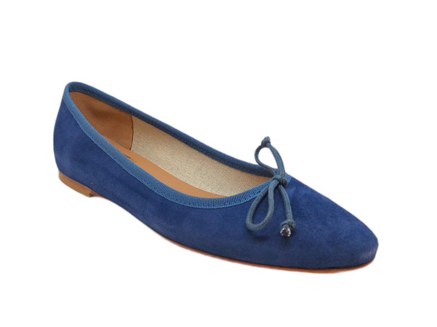 Macchi 1941 - Ballerina 1680z - Camoscio Jeans
