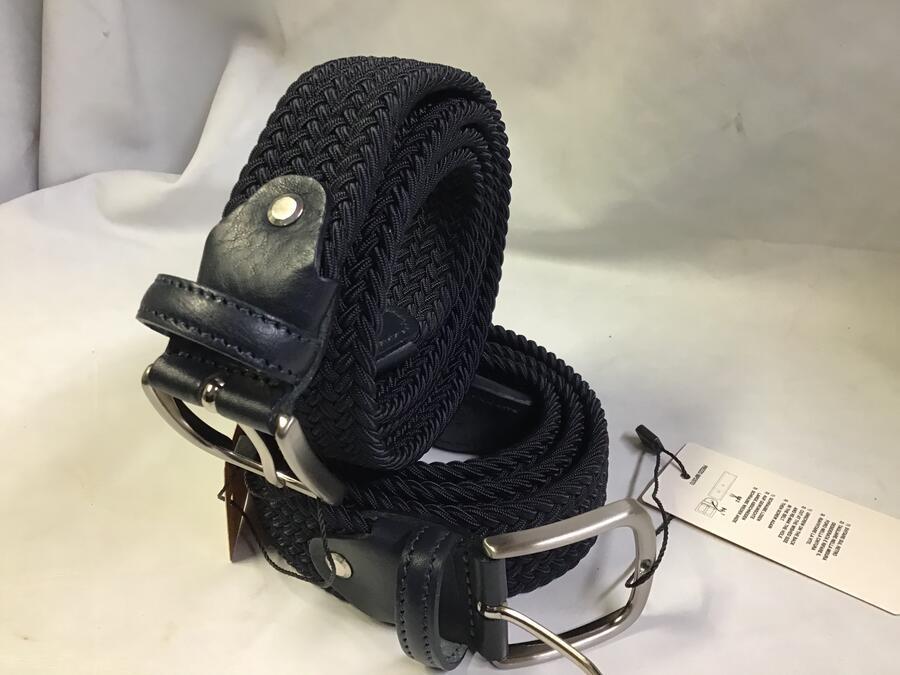 Cintura Elastica Blu
