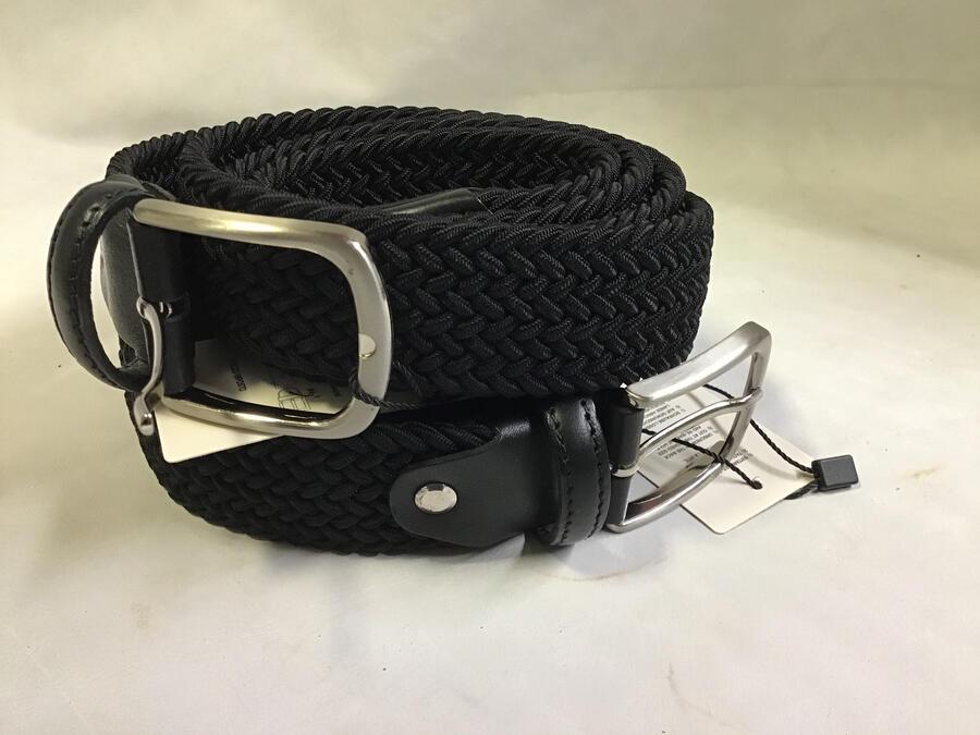 Cintura Elastica Nero