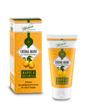 HUILERIE Crema mani MARULA BOTANICA - Con ingredienti Biologici