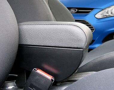 Bracciolo regolabile con portaoggetti per Ford C-Max (2010-2015)