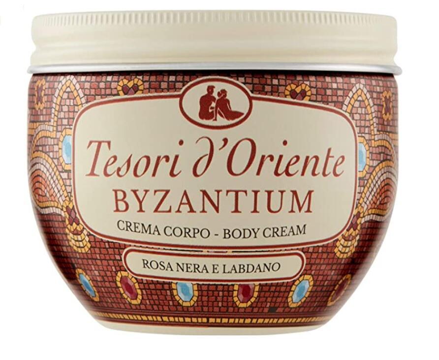 Tesori d'Oriente Crema Corpo Byzantium - 300 ml
