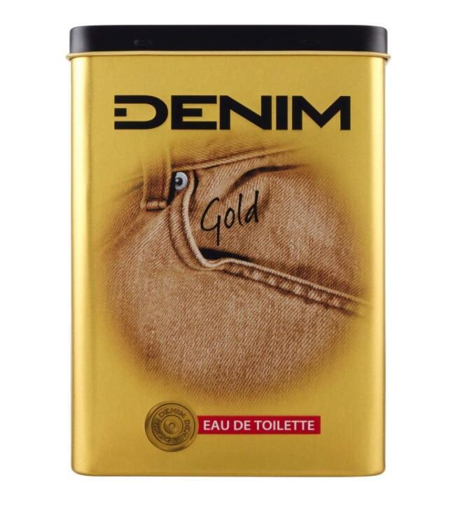 "Gold Eau de Toilette 100 ml Spray Uomo ""Ed. Limitata Metal Box"""