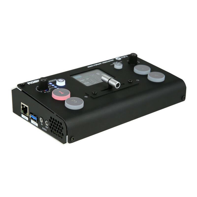 RGBLink M mini - 4x HDMI Input Mixer and USB stream