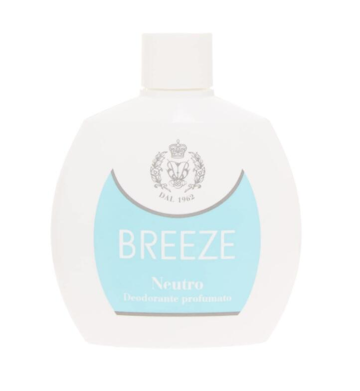 Breeze Deo Squeeze Neutro Ml.100