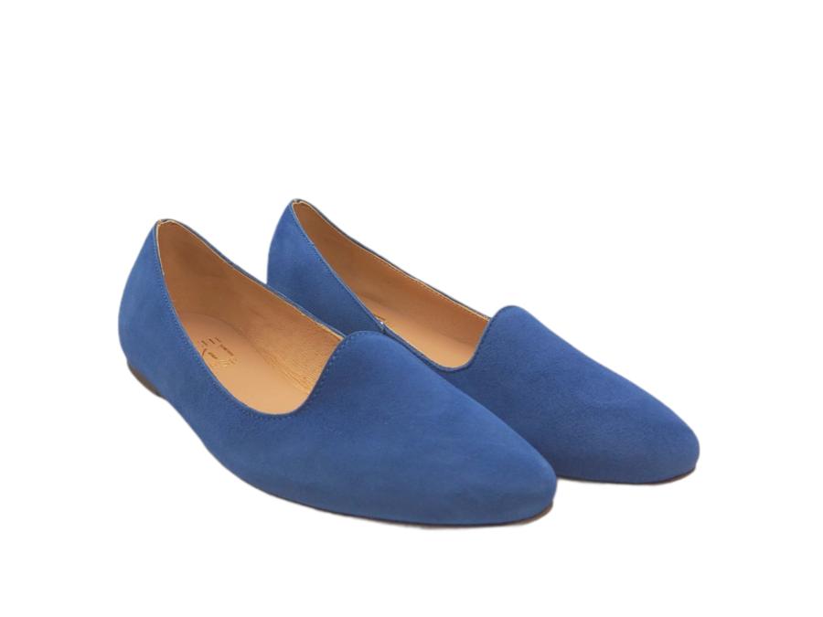 Macchi 1941 - Ballerina Mocassino 3623 - Suede Jeans