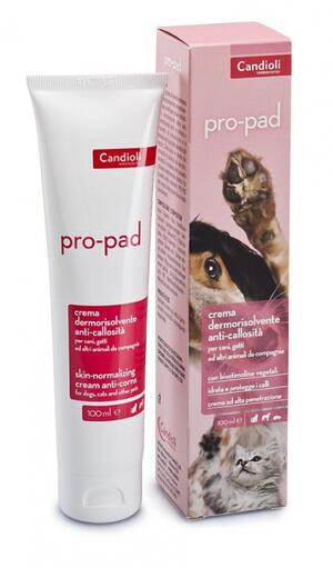Candioli Pro-pad Crema Protettiva per Polpastrelli Zampe Cani e Gatti