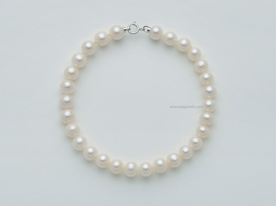 pbr2214 Bracciale di Perle Miluna -