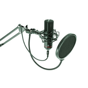 BST - STM300-PLUS - Professional USB Microphone Set for Recording, Streaming and Podcasting