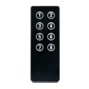 PulseEight - 8-REMOTE - Context Sensitive 8 Button IR Remote