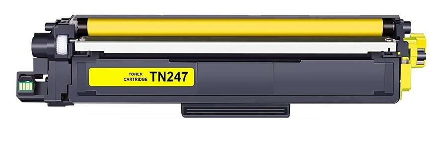 TONER COMPATIBILE BROTHER TN247 YL(P) 2300 COPIE GIALLO