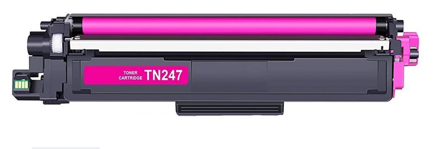 TONER COMPATIBILE BROTHER TN247 MG(P) 2300 COPIE MAGENTA