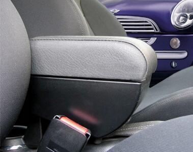 Accoudoir réglable en longueur avec porte-objet pour Mini One Cooper (2001-2006)