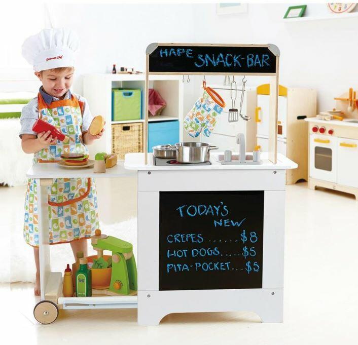 Cucina Cuoci e Servi  in Legno Hape Offerta saldi