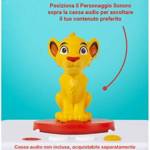 FABA - IL RE LEONE (Disney)