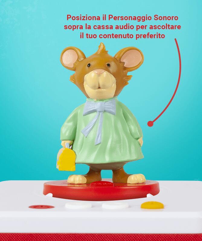 FABA - IL MIO AMICO TOPO TIP