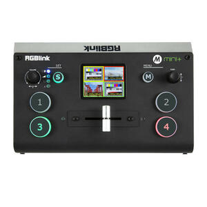 RGBLink M mini+/Livepro L2 - 4x HDMI Input Mixer and USB ecc