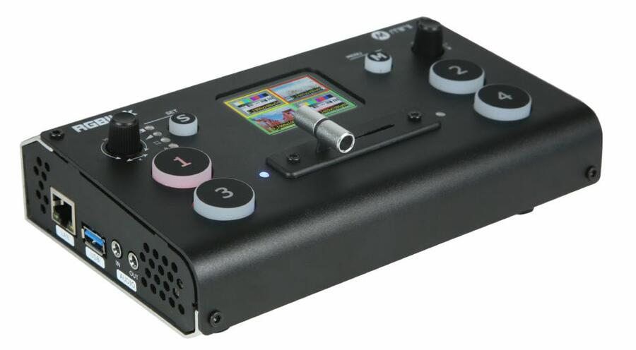 RGBLink M mini+/Livepro L2 - 4x HDMI Input Mixer and USB ecc