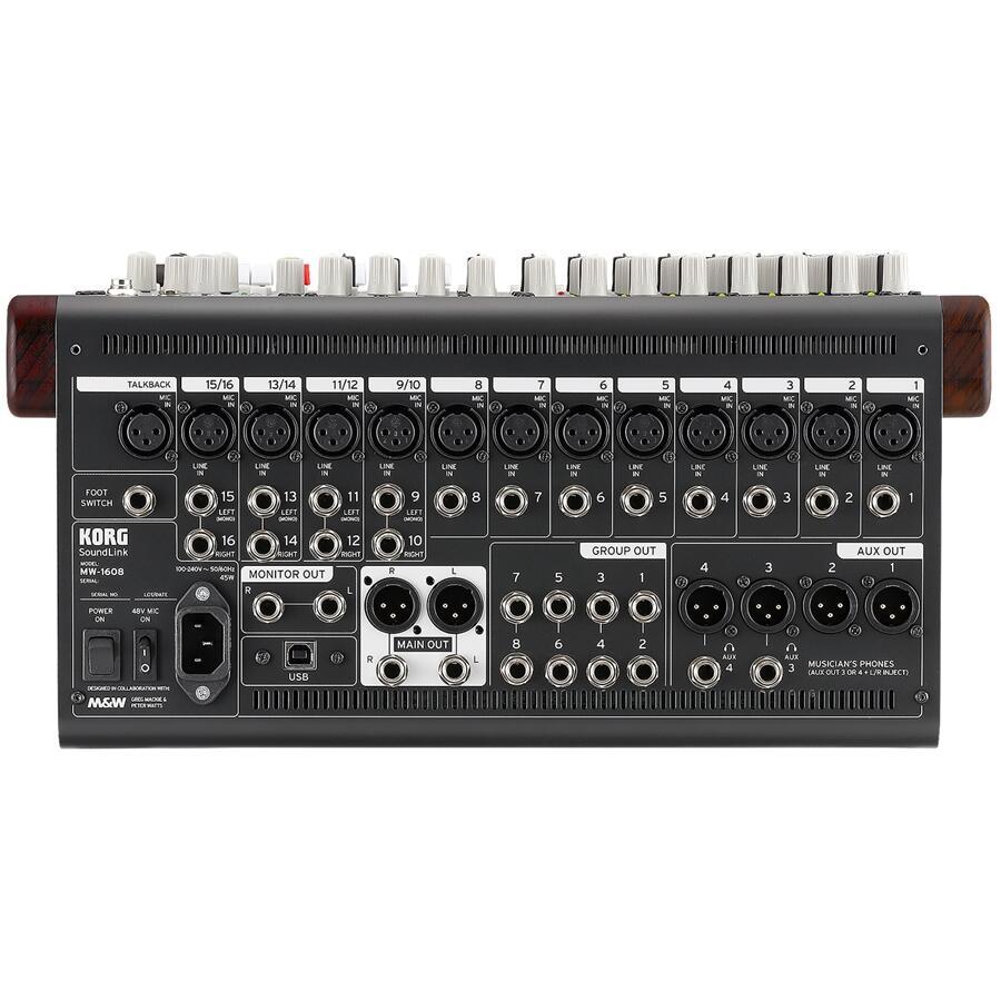 KORG - MW-1608 Mixer