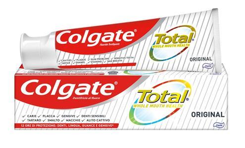 Colgate - DENTIFRICIO TOTAL ORIGINAL 75 ML