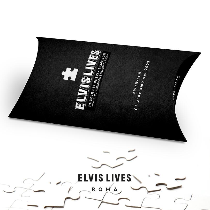 Elvis Lives Puzzle - Bestemmiare Aiuta