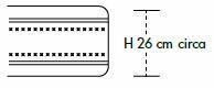 Rete Elettrica Solution 80x190 + Materasso Memory Regal 80x190 Offerta Pack - Ergorelax