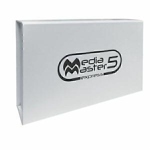 ARKAOS MEDIAMASTER EXPRESS 5 Software Media Server controllabile da DMX - Box
