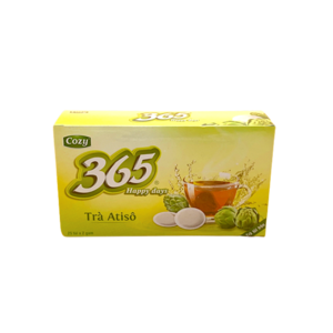 VN COZY TEA CARCIOFI (2GX25) 50GR