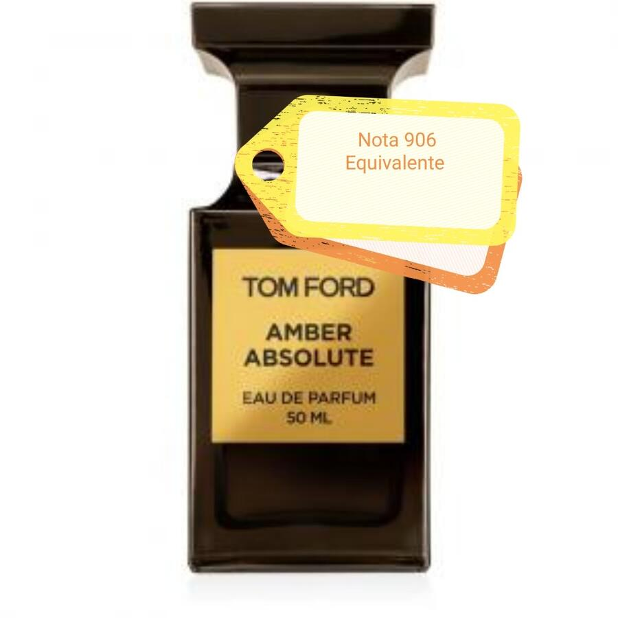 Nota 908 ricorda Tom Ford Amber Absolute