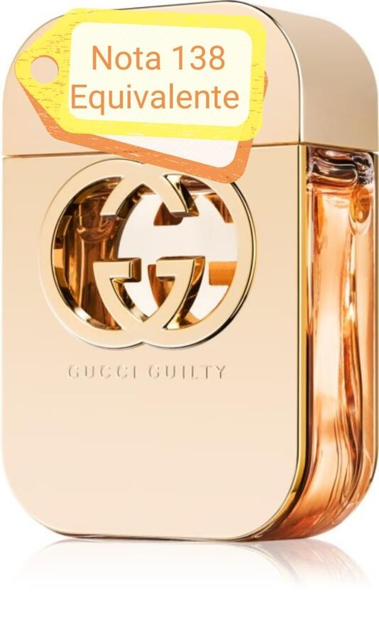 Nota 138 ricorda Guilty Gucci donna