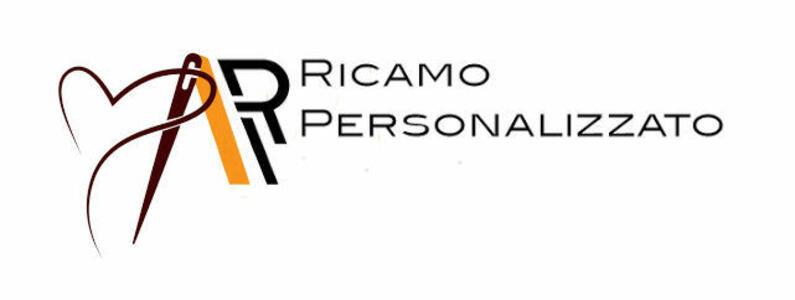 """RICAMO - (costo 6.90 euro) - Vai alla pagina """"Personalizzazioni """". Scegli il carattere ed il colore per il testo e riportali  nelle """"NOTE AGGIUNTIVE """" nella pag. CHECK OUT ."""