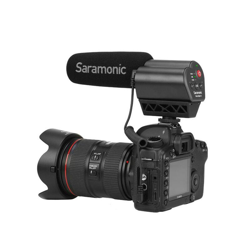 Saramonic Vmic Mark II - Microfono cardioide per fotocamera