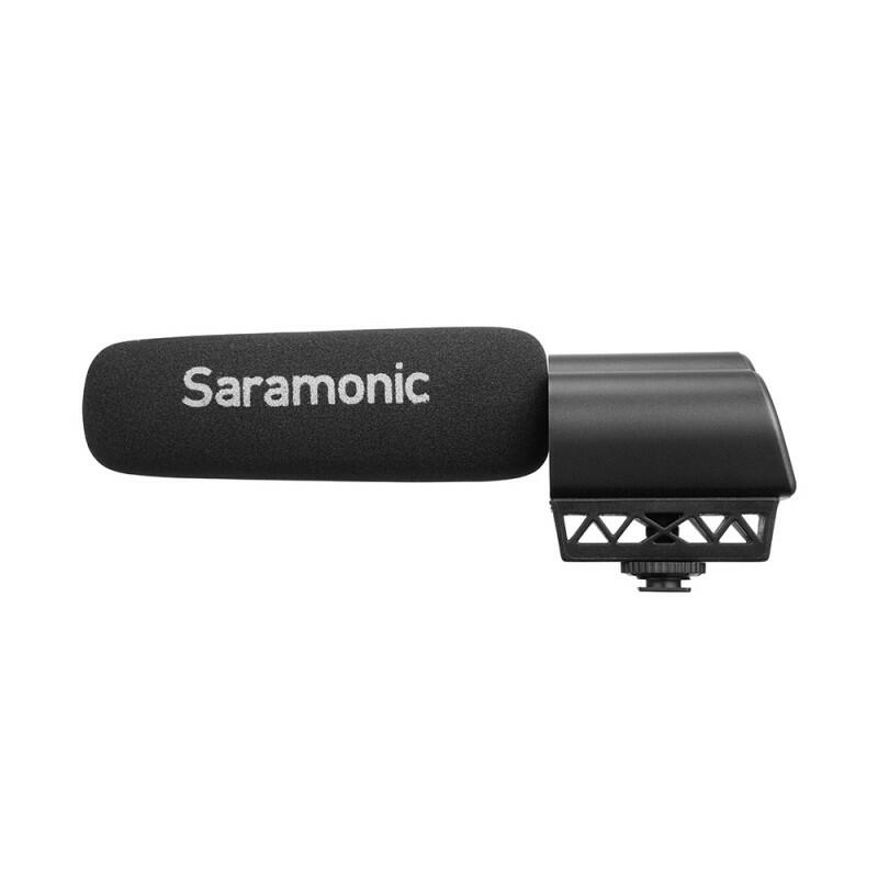 Saramonic Vmic Pro Mark II - Microfono per fotocamera supercardioide