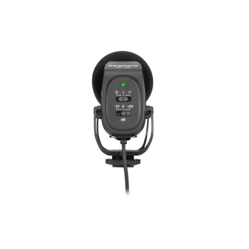 Saramonic SR-VM4 - Microfono a condensatore direzionale leggero