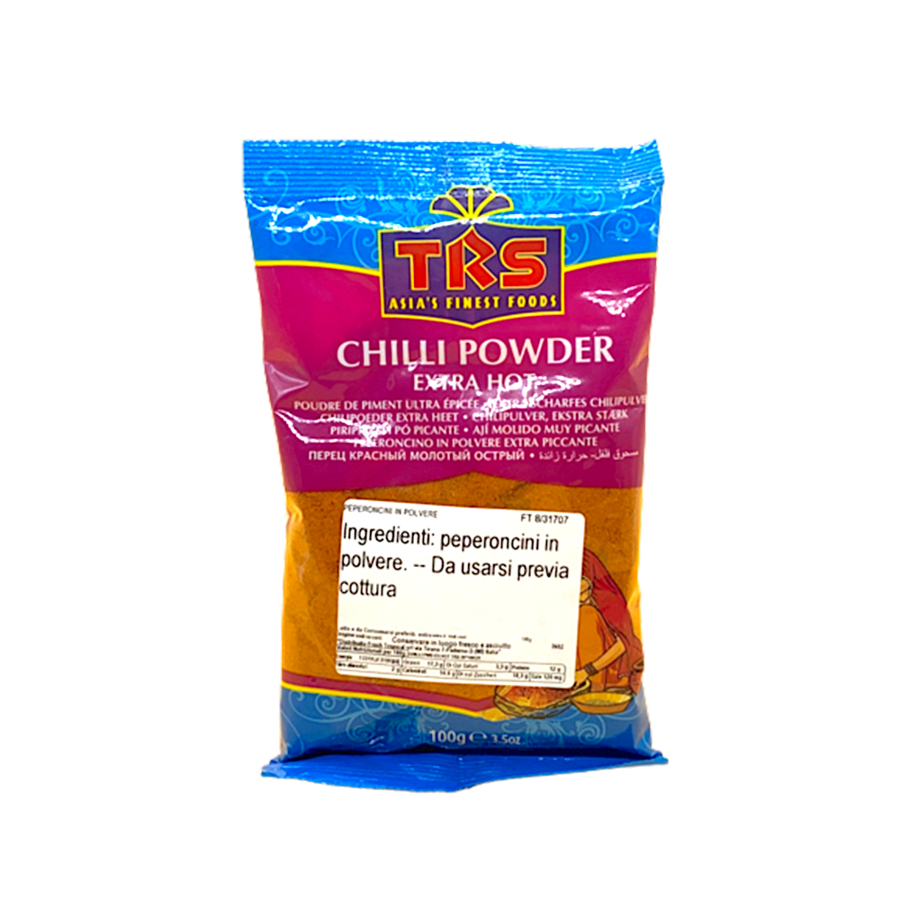 TRS PEPERONCINO IN POLVERE - CHILI PW EX-HOT 100GR
