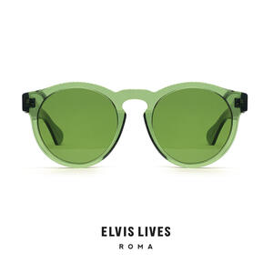 Elvis Lives Sunglasses - Tondö Green