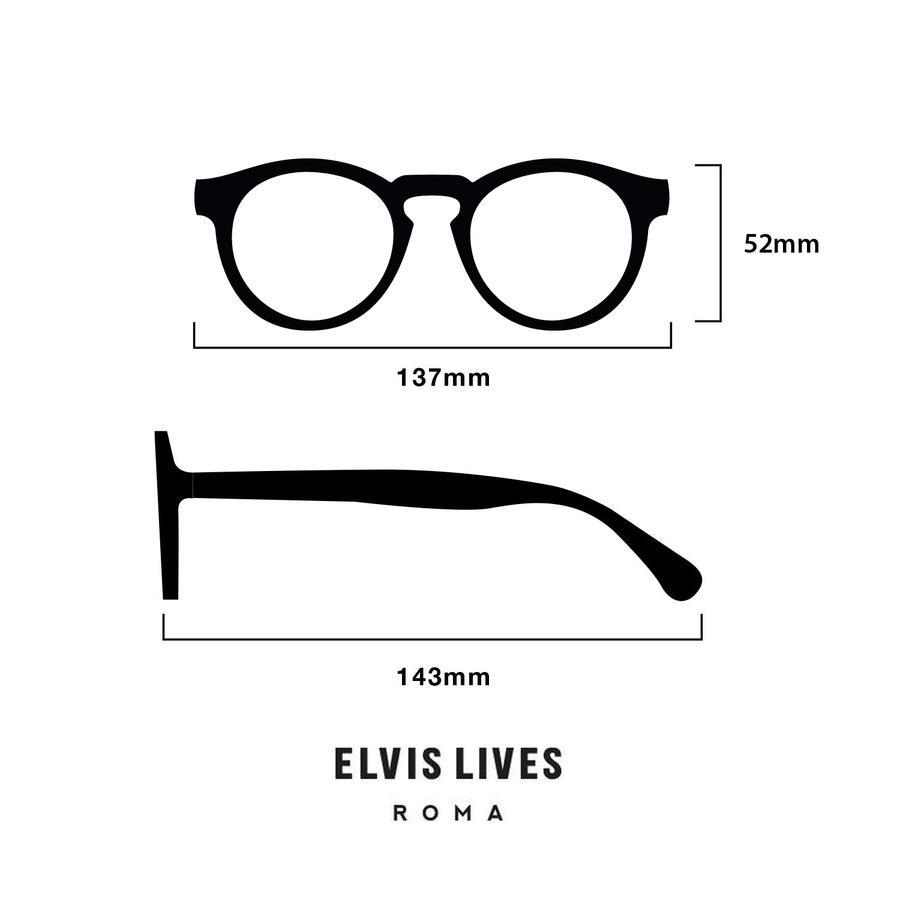 Elvis Lives Sunglasses - Tondö Honey