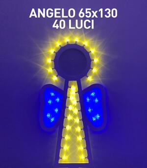 ANGELO 65x130 40 LUCI - LUMINARIA SALENTINA D'ARREDO
