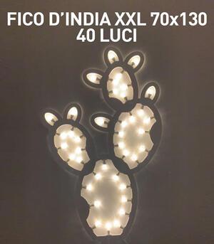 FICO D'INDIA 70x130 40 LUCI - LUMINARIA SALENTINA D'ARREDO