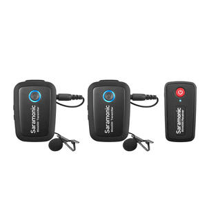 Saramonic Blink500 B2 (TX+TX+RX) - Wireless Microphone System (2.4 GHz - Dual Channel)