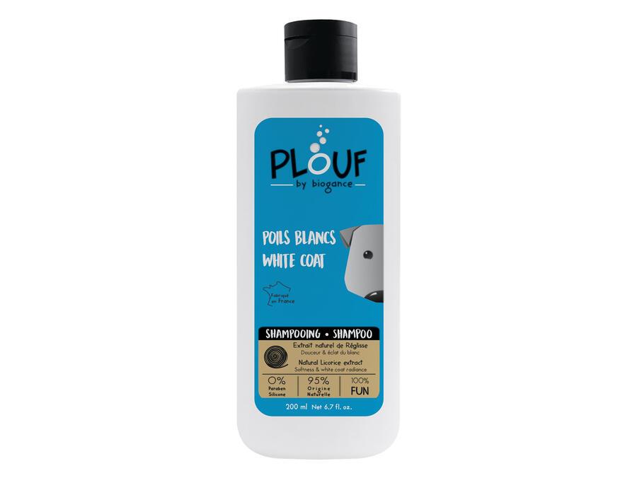 Biogance 200ml Shampoo Liquirizia Per Cani Pelo bianco Sbiancante senza Parabeni
