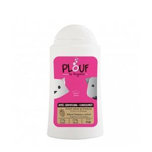 Biogance 200ml Shampoo Balsamo Per Cani e Gatti Per Districare i Nodi al Lampone