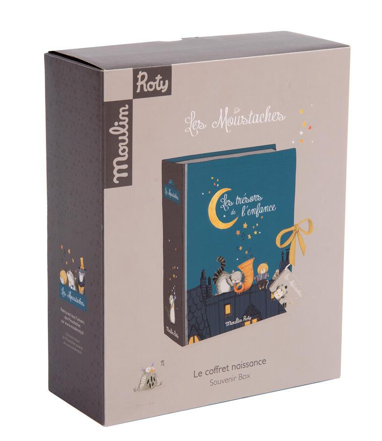 """Les Moustaches - Cofanetto """"dolci ricordi dell'infanzia"""""""